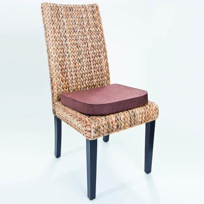 Sitzkissen mit Formgedächtnis 4er Set