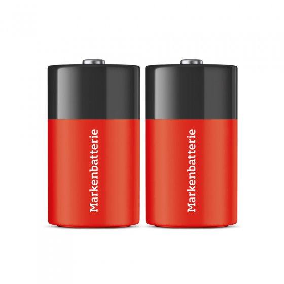 Passende Baby-Batterien (C) 2er Set
