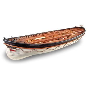 Holzbausatz: Rettungsboot der Titanic