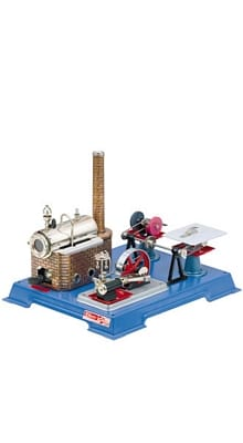 Dampfmaschinen-Werkstatt