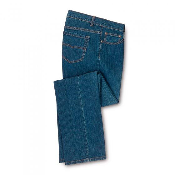 Herren-Stretch-Jeans,sw,Gr.56 56 | Schwarz