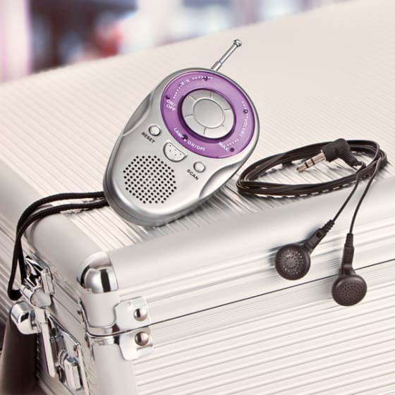 Mini UKW Radio
