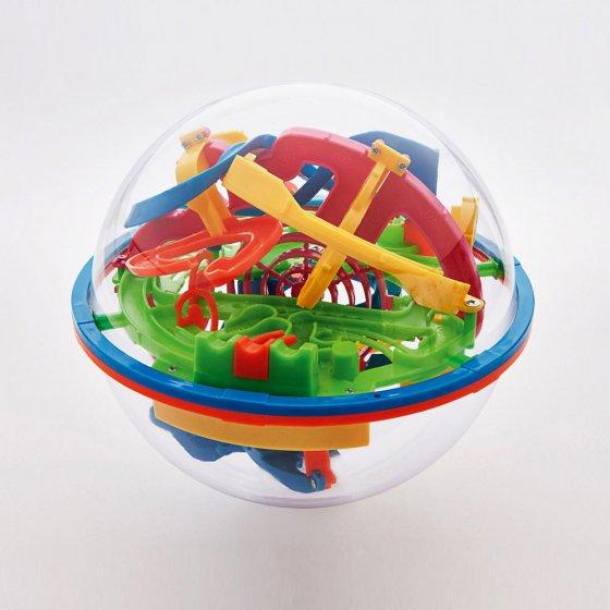 3D-Kugelbahn