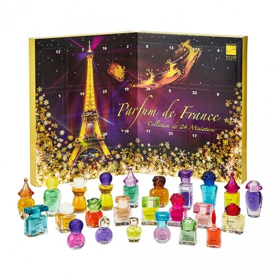 "Adventskalender ""Coeur de Paris"""