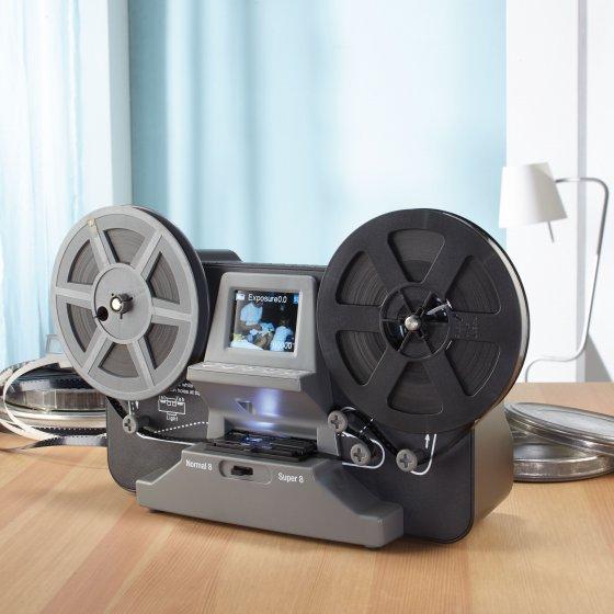 Super 8-Filmscanner