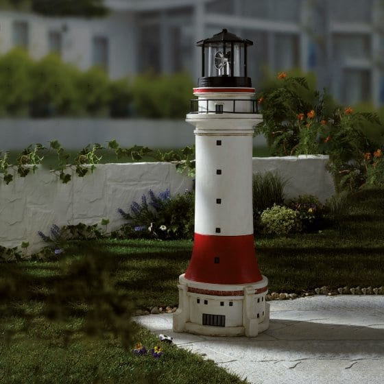 Solar-Leuchtturm