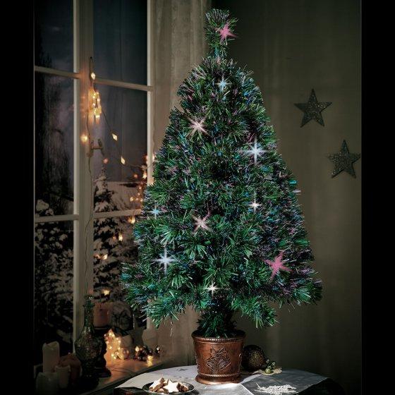 Weihnachtsbaum mit Farbwechsel