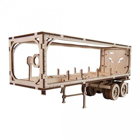 Holzmodell Anhänger