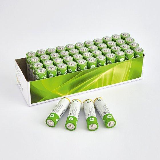 Batterien 48 Stück
