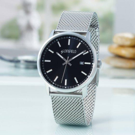 Armbanduhr mit Magneten