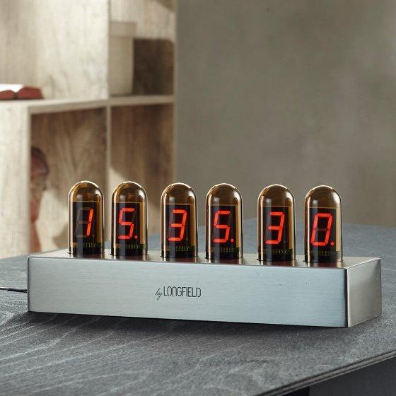 Digitale Röhren-Uhr