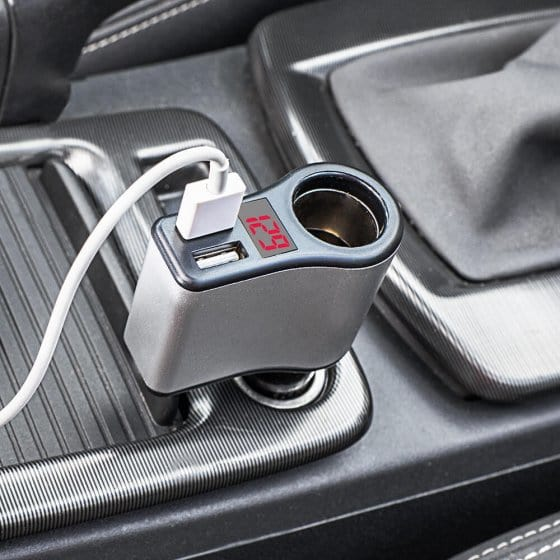 12-V-USB-Adapter