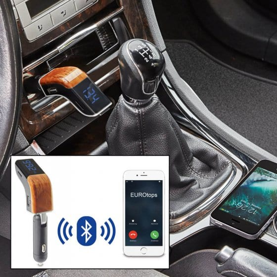 KFZ-Bluetooth-FM-Transmitter