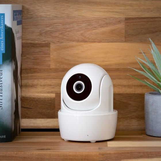 Intelligente Überwachungskamera