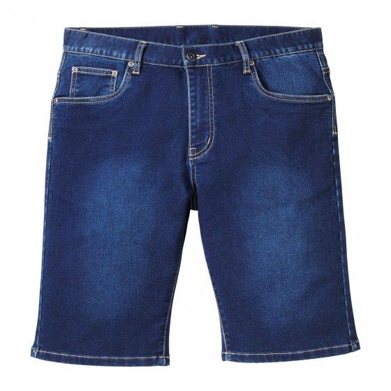 Jersey-Jeans Bermuda,grey st. 56   Greystone