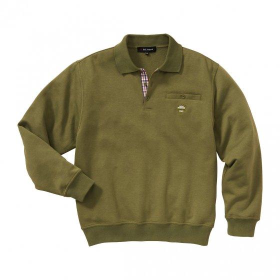 Polar-Sweater mit Kontrasten