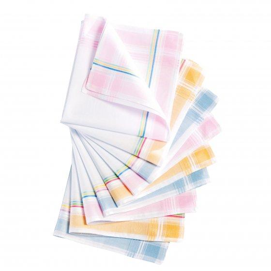 Damentaschentücher 9 Stück