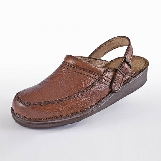 Pantoletten-Sandale