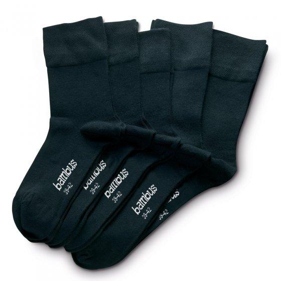 Atmungsaktive Socken 5er-Pack