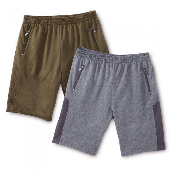 Freizeit-Shorts 2er-Set