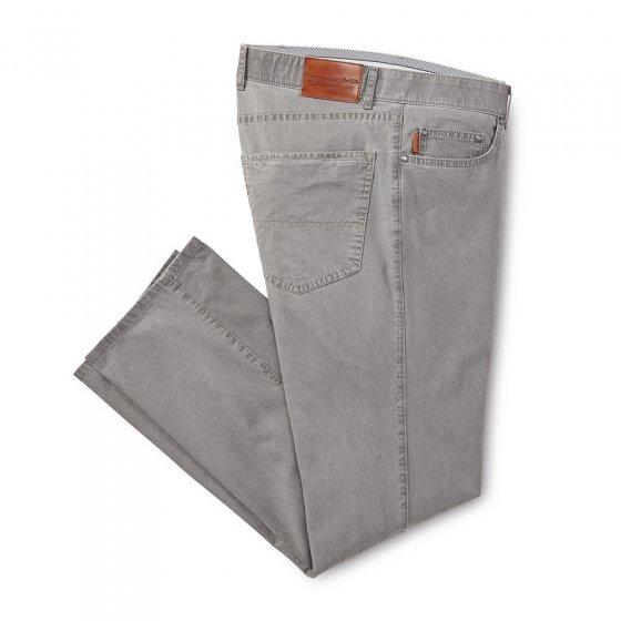 Leichte Colour-Jeans, Grau 29 | Grau