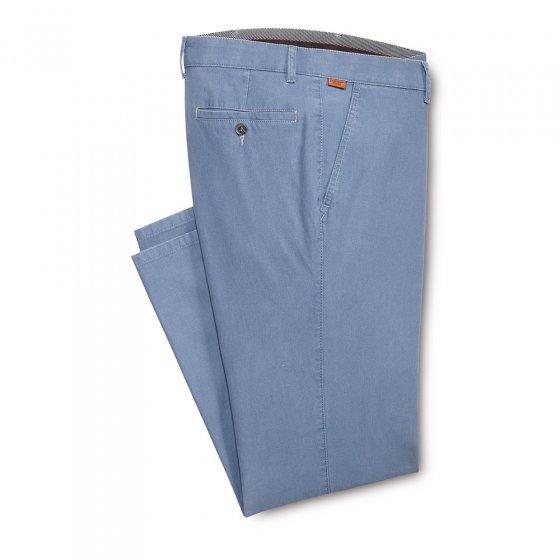 Sportive Baumwollhose, blau 28 | Blau