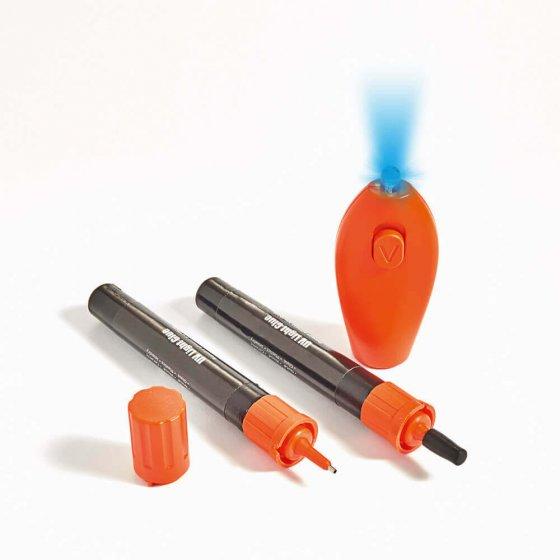 Reparaturstift mit UV-Licht