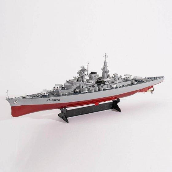 Funkgesteuertes Schlachtschiff