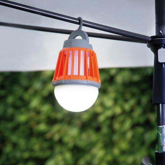 Wasserdichte LED-Mückenlampe