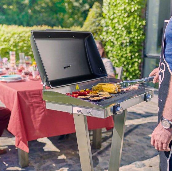 Elektrischer Outdoor-Grill XXL
