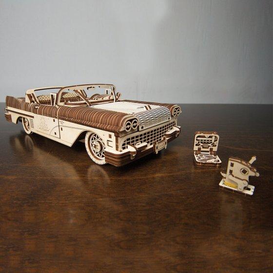 Holzmodell Cabriolet