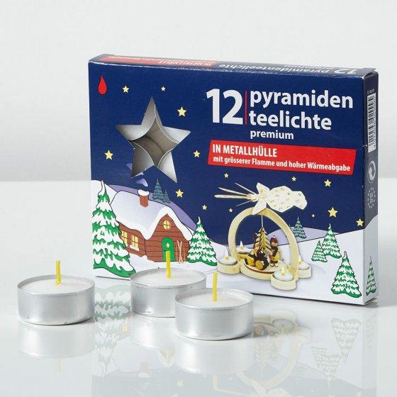 Teelichter Premium