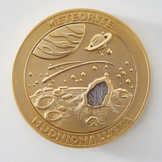 Meteoriten-Medaille