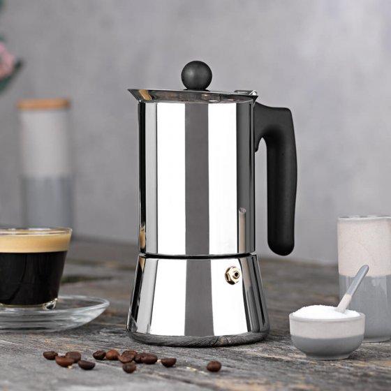 Edelstahl-Espressokocher