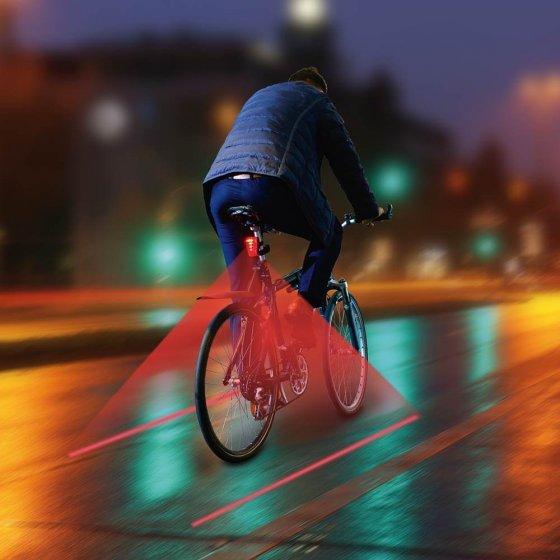 LED-Rück- und Spurleuchte
