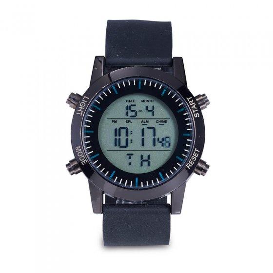 Digitale Uhr mit Stoppfunktion