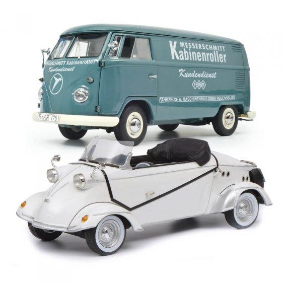 """Set aus VWT1b  """"Messerschmitt"""" & FMR TG 500 """"Tiger"""""""