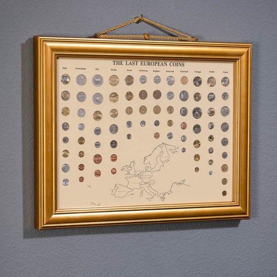 """Münzsammlung """"The Last European Coins"""""""