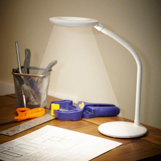 LED-Lupenlampe