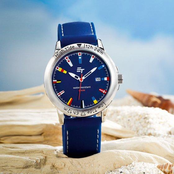 "Maritime Uhr ""High Tide"""