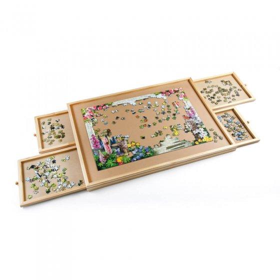 Puzzle-Tisch
