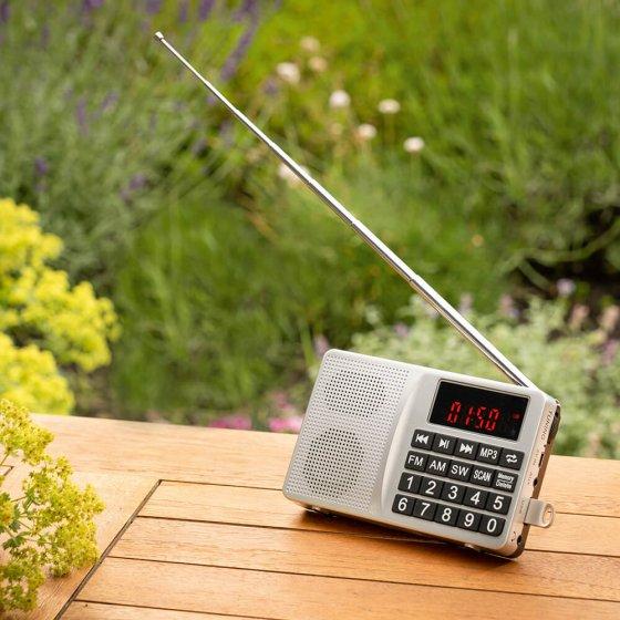 Kompaktes Multifunktionsradio