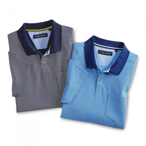 Jersey Poloshirt