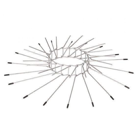 Marderabwehrgürtel für Fallrohre 2er-Set