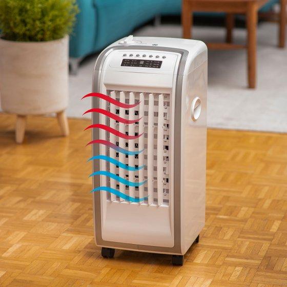 4in1-Klimagerät, Kühlen und Heizen
