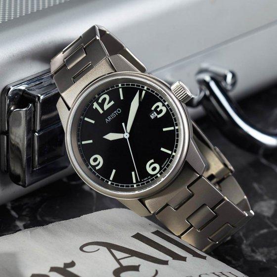 """Armbanduhr """"ARISTO TITAN"""""""