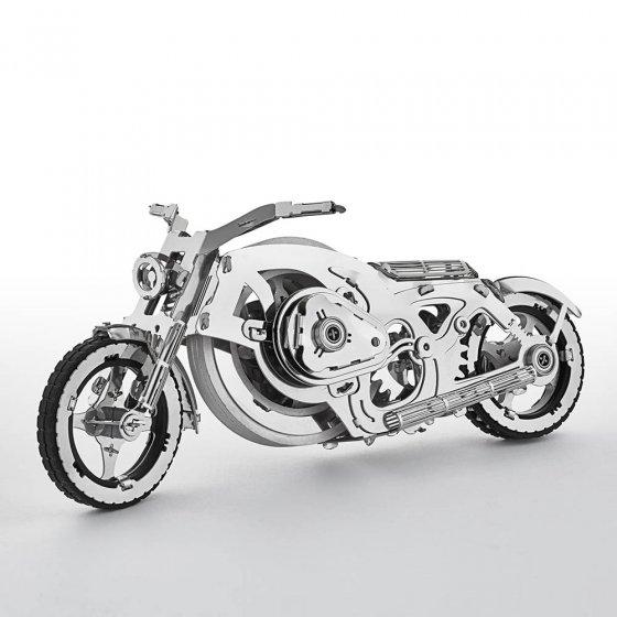 """Metallmodell """"Chrome Rider"""""""