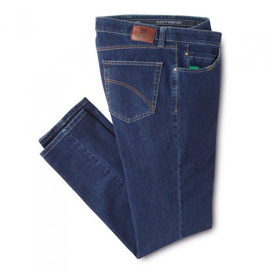 360° Jeans mit 6 Taschen