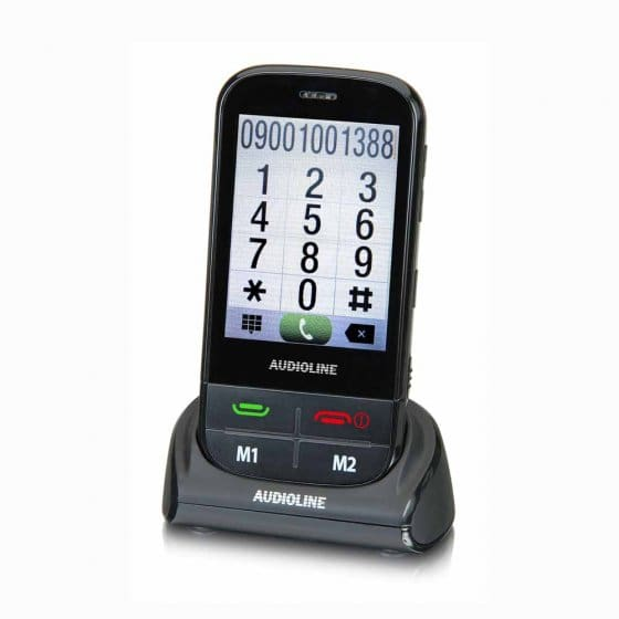 "Mobiltelefon ""MT 1000"" mit Ladeschale"