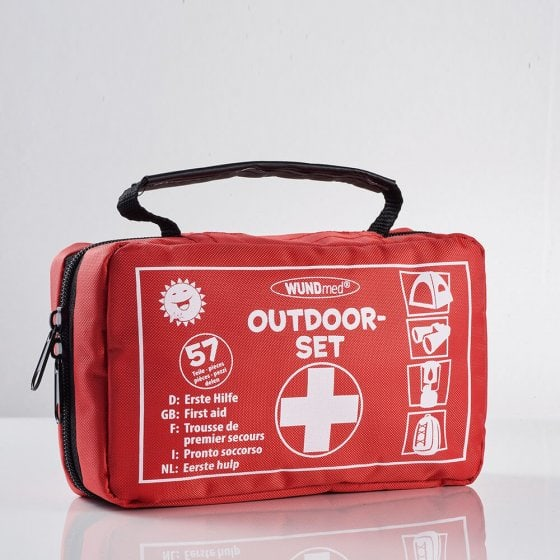 Erste-Hilfe-Outdoor-Set